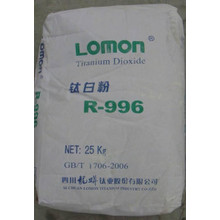 Heißer Verkaufs-Qualitäts-Drache Phthon Titanium Dioxyd R-996 Lieferant
