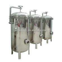 Industrieller Edelstahl-ionisierender Wasser-Taschen-Filter alkalisch