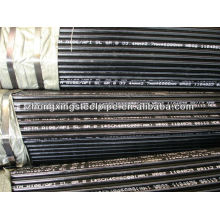 "4"" din 2448 st35.8 SC120 seamless carbon steel pipe"