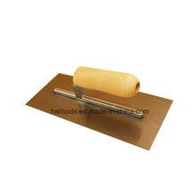 Шпатель с деревянной ручкой