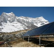 En12975 & Solar Keymark, SRCC, Wasserzeichen, Normen kennzeichnen zertifizierter Solarsammler