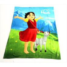 Печать Одеяло из флиса