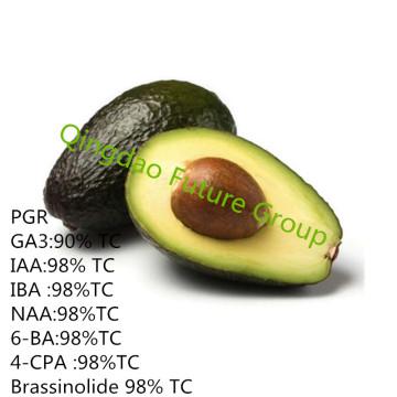 Reguladores de crescimento vegetal / matérias primas da hormona de planta
