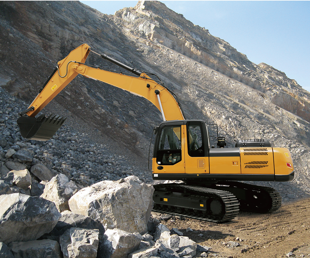 Crawler Excavators Price