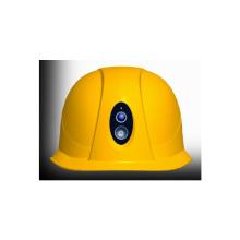 Caméra de sécurité de casque de phare de l'enregistreur 4G Full HD wifi portable avec GPS