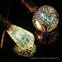 Горячая продажа нового дизайна 3D лампы накаливания