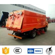 Dongfeng derecha el carro del barrendero del camino en venta
