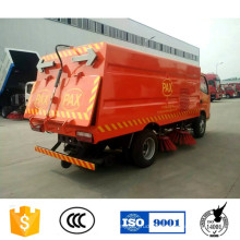 Caminhão de Dongfeng condução à direita estrada Sweeper para venda