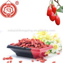 2017 bas prix AD chine ningxia zhognning séché rouge néflier baies à vendre