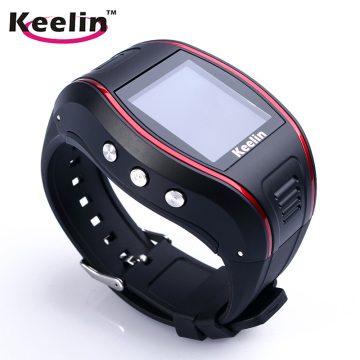 Hot Sales GSM GPRS Personal GPS Watch Tracker for Elder