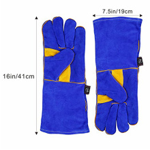 Custom deign Welding Gloves Wholesales Factory Cheap Price Working glove