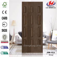 JHK-013 Widly Used In Interior Glass Door Of Deep 8MM MDF EV-Cassin Siamea Door Panel