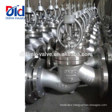 Angle Type Animation Din Pn16 Dn80 Cf8 Sanitary Globe Valve Specification Globe Valve Drawing