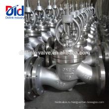 Анимация углового типа Din Pn16 Dn80 Cf8 Сантехнический шаровой клапан Технические характеристики Чертеж глобусного клапана