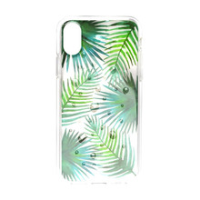 Green Leaves Water Drop Imd IphoneX Case