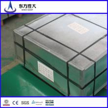 Prime Electrolytic Zinn Platte für Metall Blechdose
