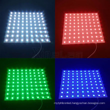 Waterproof LED Aluminum Panel SMD 5050 ultra thin with advertising backlight