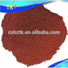 Colorante alimentario Óxido de hierro Rojo pigmento en polvo colorante alimentario