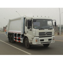 the dongfeng small compactor garbage truck for sale