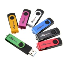 Branded Swivel Pendrive 1 Dólar Flash Drive USB