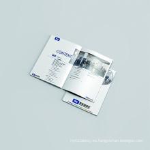Impresión personalizada de catálogos de revistas