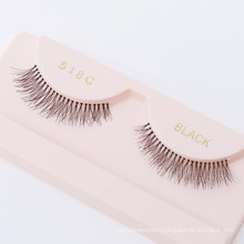 Wholesale Price Korea Style false eyelashes plastic eyelash trays with custom boxes