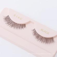 Wholesale Price Korea Style false eyelashes plastic eyelash trays with custom boxes