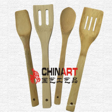 4PCS Bambus Küchengeräte Kochen Werkzeuge (CB06)