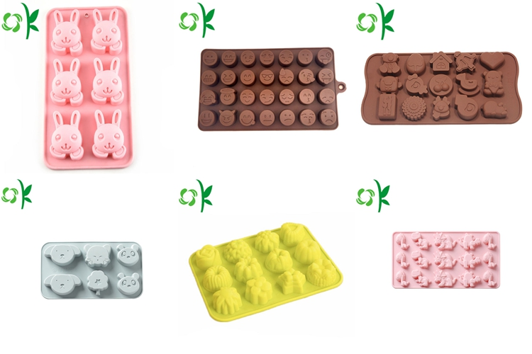 Silicone Chocolate Mold