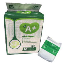 Super soft wholesale new design absorbent adult diaper