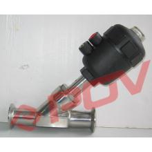 Válvula solenoide neumática y tipo válvula de control neumático