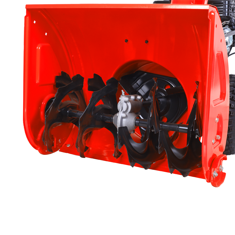 Snow Blower Auger Detail Png