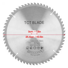 Tct Cutting Disc for Metal Wood