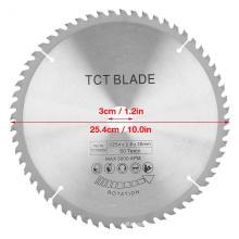 Твердосплавный алюминиевый режущий диск для циркулярной пилы TCT