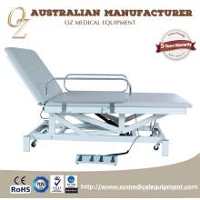 Buena cama de hospital ajustable de la altura del sofá de la fisioterapia eléctrica del CE del nuevo examen médico del precio