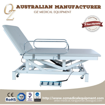 Good Price New Design Medical Examination CE Electric Physiotherapy Couch Height Adjustable Hospital Bed