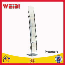 High Quality A4 Acrylic Brochure Stand