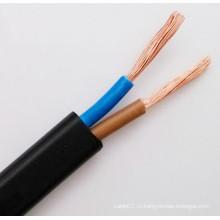 Электрический кабель с плоской гибкостью 2x1,5 мм2
