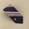 High Quality 100% Silk Tie For Men Latest Design Men Strip Costumes