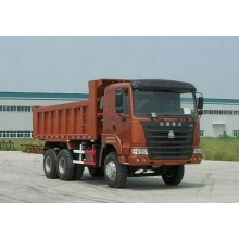 2018 Howo used commercial dump trucks sales