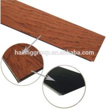 Fácil limpeza homogênea rolo de revestimento de vinil PVC