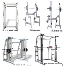 Gymequipments Fitness équipement plaque supports Smith machine