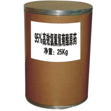 Lambda-Cyhalothrin, Insektizid Lambda-Cyhalothrin 2,5% 5% Ec 10% Wp 95% Tc