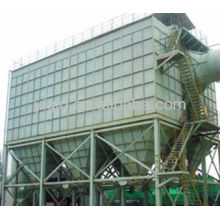 Pulse bag type dust collector