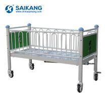 Preço médico da cama das crianças do hospital ajustável do hospital X03