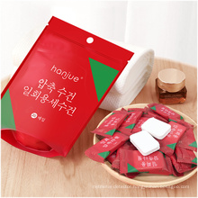 Compressed Towels Portable Disposable Compressed Cotton Tissue Towel for Travel, Camping, Hiking
