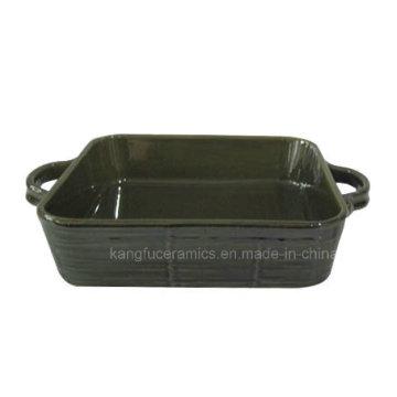 Ceramic Color Glazed Bakeware