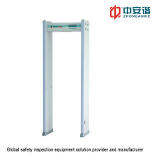 High Stable Sensitivity Prisons Body Scaner Door Frame Metal Detector