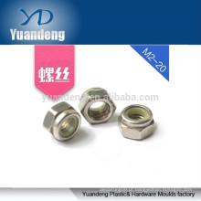 DIN982 5 / 16-24 UNC 2B parafusos de fixação de nylon