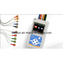 Holter ECG Monitoring System (TR-CHS-12)